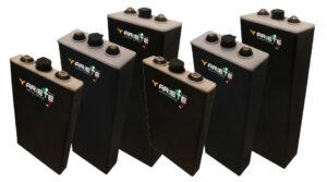 elementi batterie trazione pesante