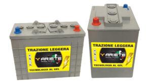 batterie gel ciclica